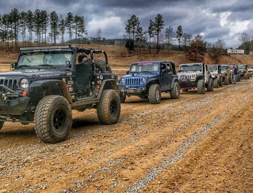 WTO had a blast at Stony Lonesome Offroad Park in Bremen, AL.